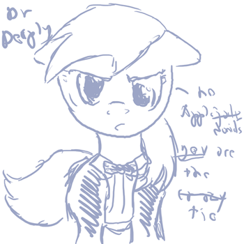 Two Minute Dr Derply by Shiki01