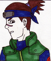 Iruka Is Serious by tabby25