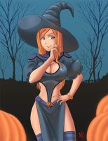 Orihime Witch Colors by HvonD