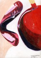 Adam's Apple: Candy Apple Red by Attalus