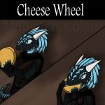Cheese Wheel by DaWolfe