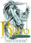 Bistro Mermaid by obxrussell