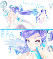 White Mage PM by Solhymmne