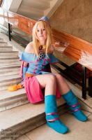 YGO: Dark Magician Girl by Aster-Hime
