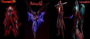 Dante Devil Trigger Evolution (In DMC) (Part 1) by Rehman-1999