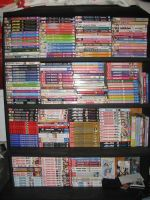 My Manga Collection - Mostly Yaoi by inuyashashotty