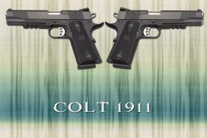 Colt 1911 by Lowlandet