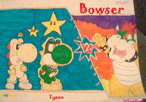 Trade: Tag Team Power of the Stars by MCGoldYoshi