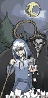 RotG Cold Nightmare by FoeFriend