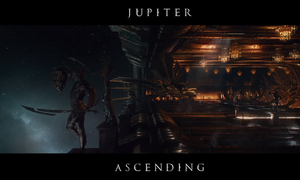 Jupiter Ascending Wallpaper by nmorris86