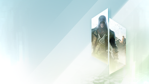 Assassin's Creed Unity Helix Wallpaper by Pateytos