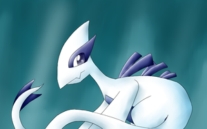 Lugia by GrimReaperbutt