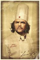 Chef Guevara by scuzzo by VintageRepublik