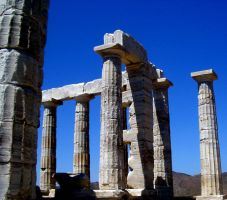 Poseidon's Temple Number 2 by AluminumWings