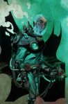Mr Freeze Brentmckee Colors by SpicerColor