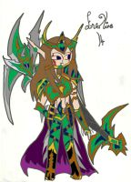 EverLine War Pic: Coloured by xxxBrokenSoulxxx