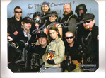 Group Photo with Laura Bailey by docwinter