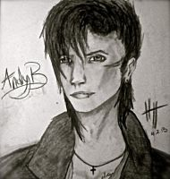 Andy B by cheshirecastiel