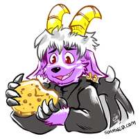 Thadius Cookie by raizy