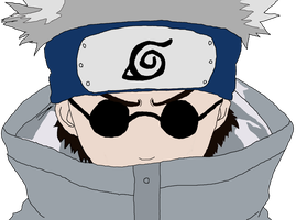 Naruto Original Digital recreation Part 1 by trampskey