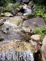 Water Stream by RobbyRobRob241