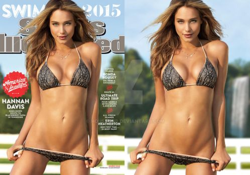 Hannah-davis-swimsuit-compare by HoustonB