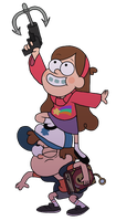 Gravity Falls - Adventure! by Legend-Mystery