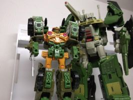 Roadbuster and Hardhead by forever-at-peace