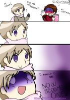 Request.08 Wut are u reading - Rochu by ChibiGaia