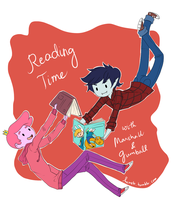 ATime: Reading Time by ozamham