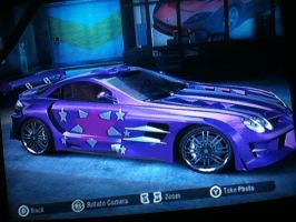 NFS:C Twilight's car by morsecode007