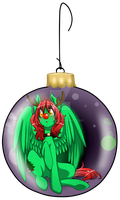 Ornament Ponies: Tria by MagicaRin