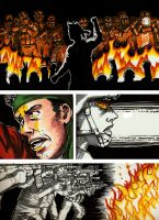 B.Y.O.B. A graphic Novel Class Project Pg. 5 by Masque-De-Mort