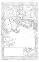 The Basement Page 3 Pencils by NJValente