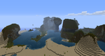 Desert and Ocean and Mountains by Maddy31400