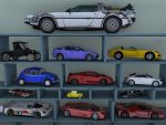 model cars by Meta-Androcto