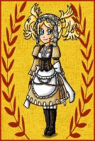 Lissa by ninpeachlover
