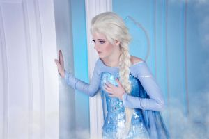 Frozen - Can't hold it back anymore by FirehawkCosplay