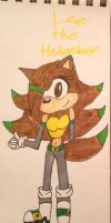 Lee the Hedgewolf by emerswell