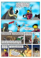 Secret Wars Chapter 8: Page 13 by Speedslide