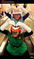 happy Saiyaman by jeffbedash325