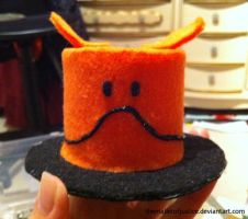 Haro Hat by themalletofjustice