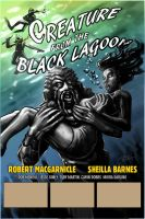 Creature From The Black Lagoon by jameslink