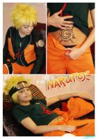 Naruto Cosplay by Glay