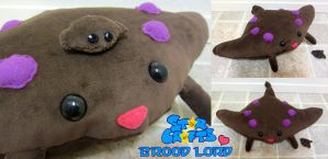 StarCrafts: Brood Lord by Nine-Tailed-Fox