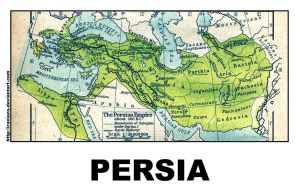 Persian Empire - 500 B.C by iranians