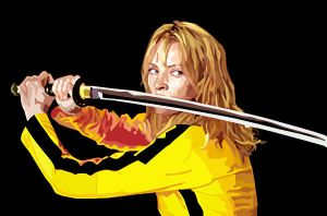 Kill Bill by Yakuzanohimo