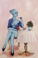 Asari by Molly-Foster