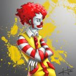 The Clown by HouEvil