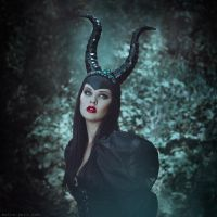 Maleficent by AnitaAnti